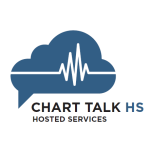 Chart Tlak Hosted Services gives you an around the clock IT department monitoring the avaialbility, integrity, and security of PHI